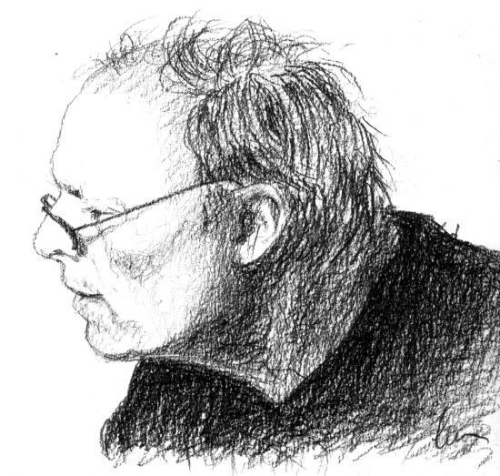 David Gilmour by araen
